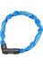 ABUS Tresor 1385 Kettenschloss neon blau